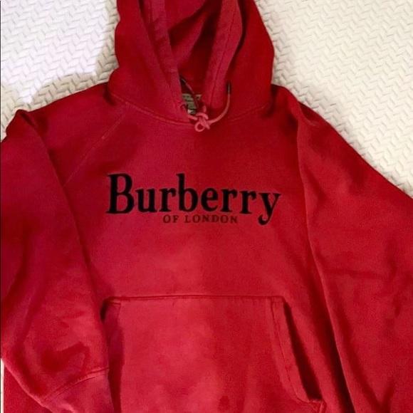 Burberry medium hoodie